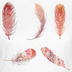 Featherlicious - Dame-T-shirt