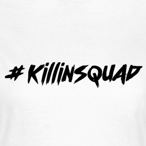 #killinsquad Collection - T-shirt dam