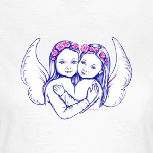 Wear your angel and follow the instructions! - Women's T-Shirt