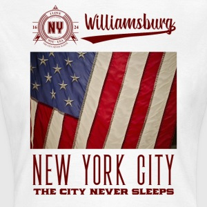 New York City · Williamsburg - T-shirt Femme