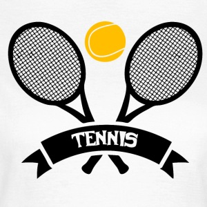 Tennis! - Frauen T-Shirt