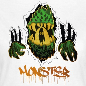 Green Monster 2k - Women's T-Shirt