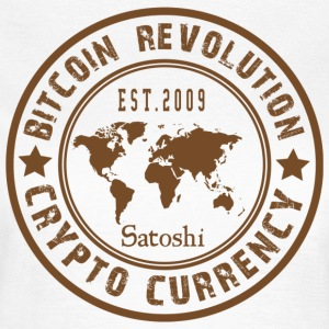 Bitcoin Revolution - Frauen T-Shirt