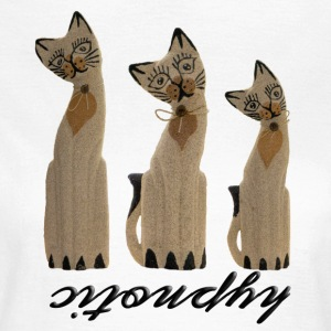CAT-hypnotique (M) - T-shirt Femme