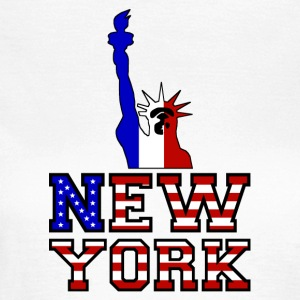 New York Freiheits - Frauen T-Shirt