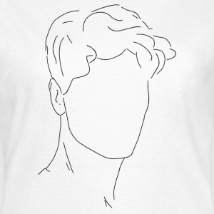 Male Head - Frauen T-Shirt