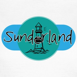 Sunderland Lighthouse Logo! - Women's T-Shirt
