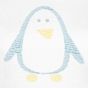 Silly Penguin - Women's T-Shirt