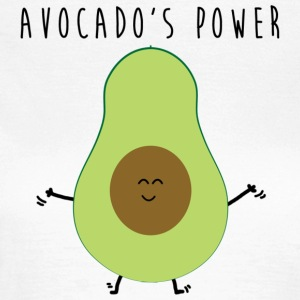 avocados_power - Dame-T-shirt