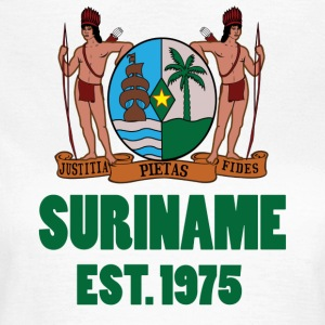 Weapon Republic of Suriname - Women's T-Shirt