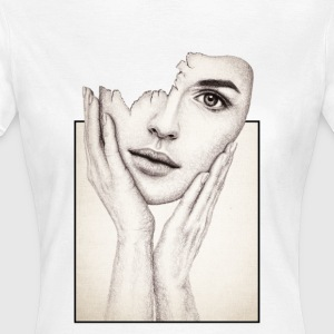 Broken Girl - Dame-T-shirt