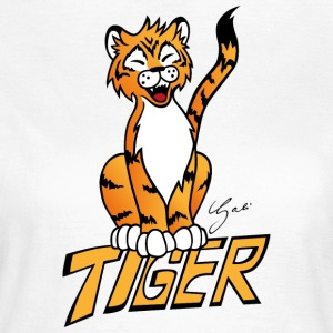 tiger - Women's T-Shirt