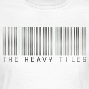 The Heavy Tiles Barcode collection - Women's T-Shirt