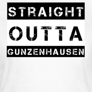 straight_gunzenhausen - Women's T-Shirt