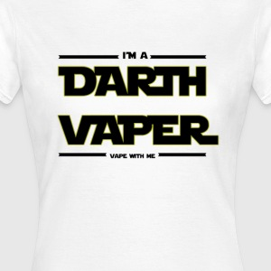 Darth Vaper - T-skjorte for kvinner
