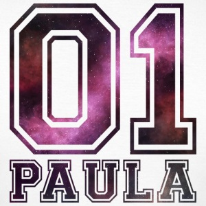 Paula name - Women's T-Shirt