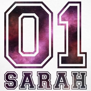 Sarah's name - Women's T-Shirt
