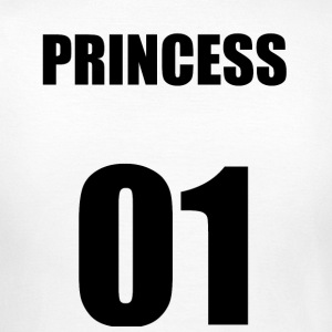PRINCESS01 T-SHIRT - Vrouwen T-shirt