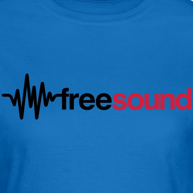 freesound logo tshirt