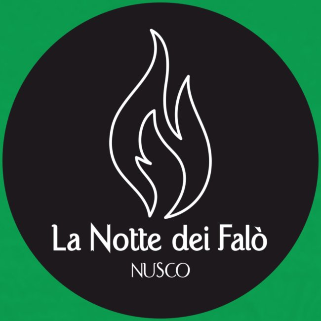 Logo Notte dei falo 3