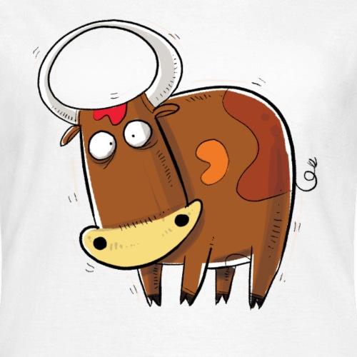 ringkuh png - Frauen T-Shirt