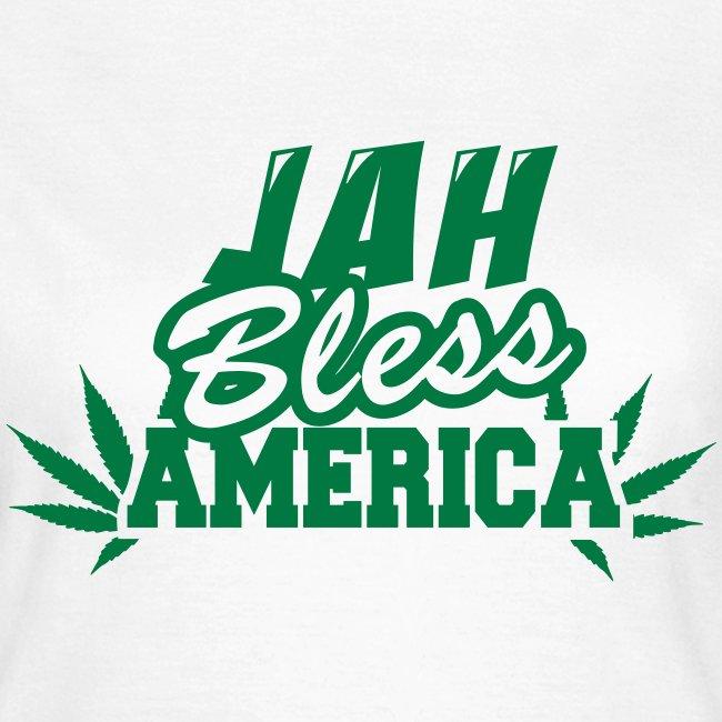 Jah Bless America Fonts