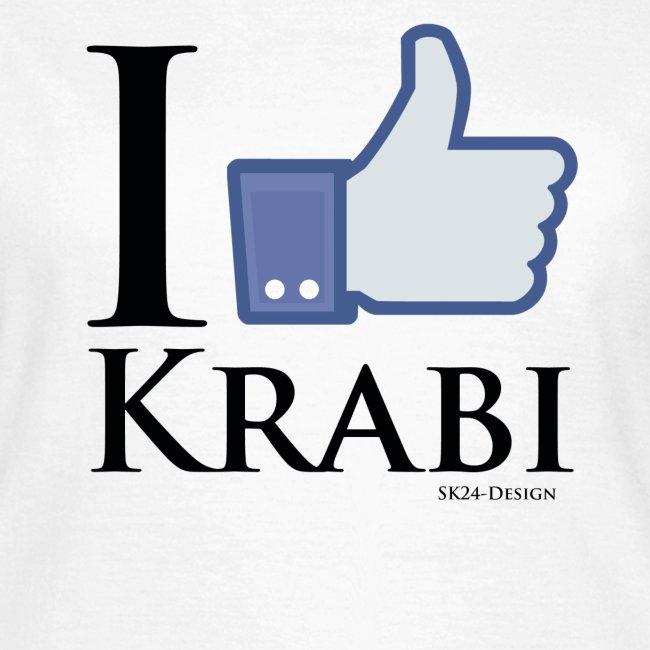 I Like Krabi Black