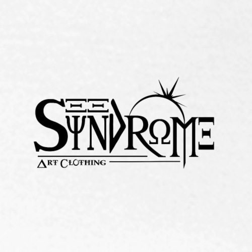 SEED SYNDROME LOGO NOIR - T-shirt Femme