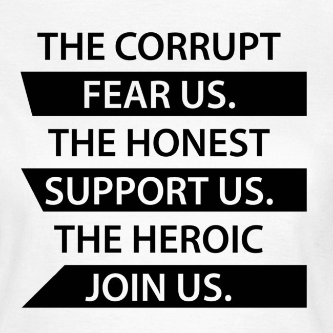 THe heroic join us