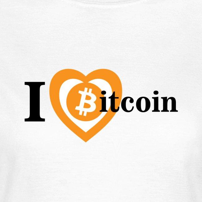 I Love Bitcoin