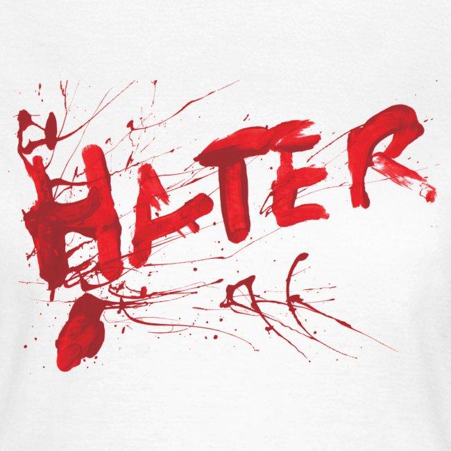 Hater logo t-shirt