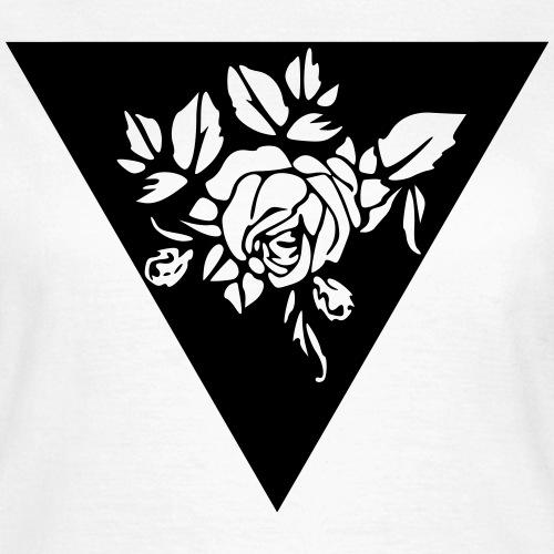 Rose 2 - Vrouwen T-shirt