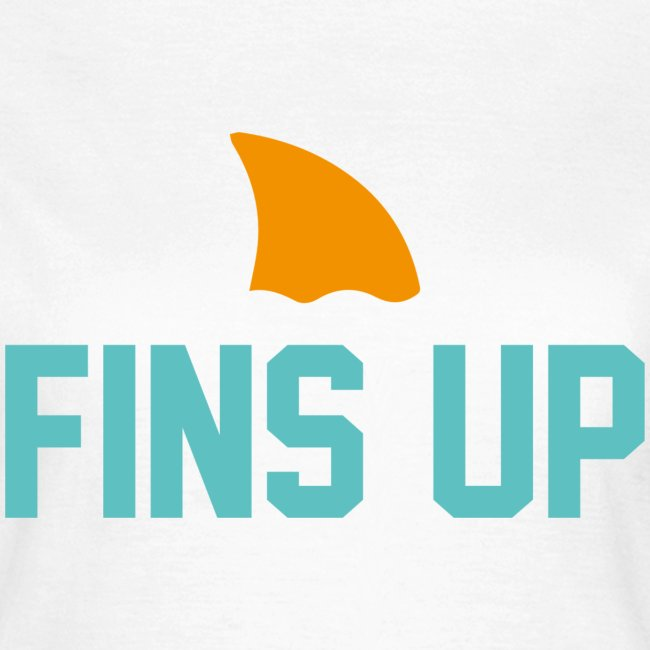 Fins up!
