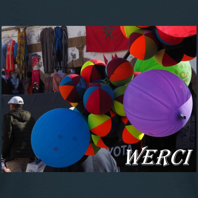 Balloons by werci brand
