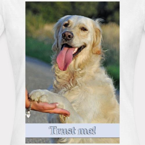 Trust me - Frauen T-Shirt
