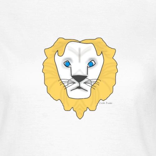 lion isaac - Women's T-Shirt