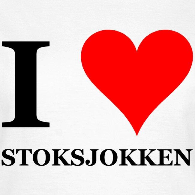 I love stoksjokken (Nordic Walking)