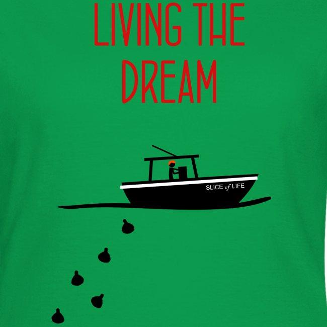 Dexter living the dream