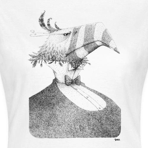 Mr Toukan - T-shirt Femme