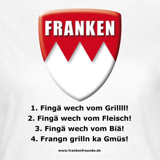 tshirt frankengrillmeister