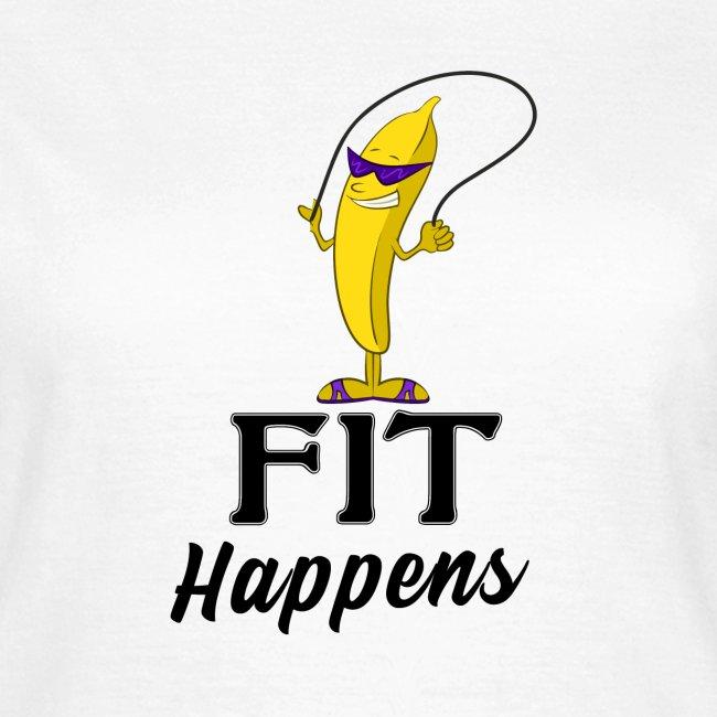 Fit Happens Banana