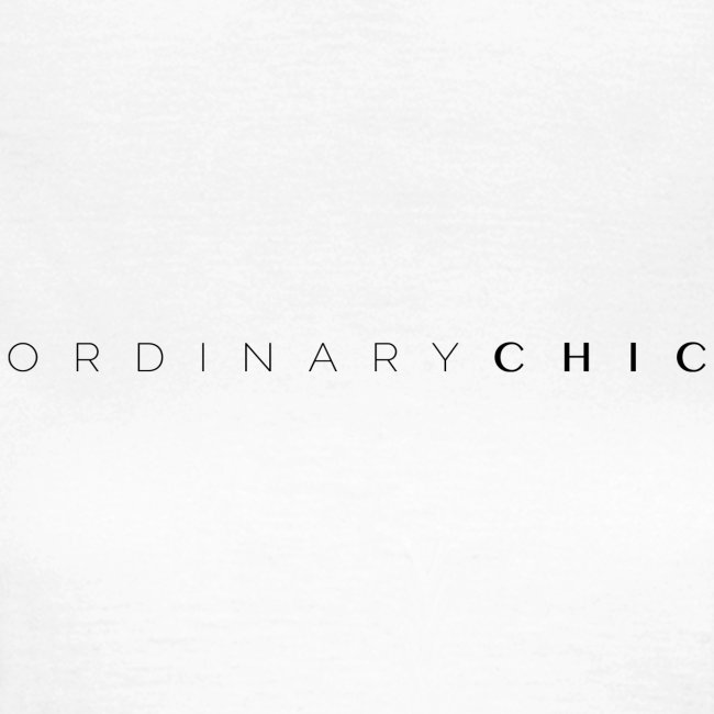 Ordinary Chic Basic
