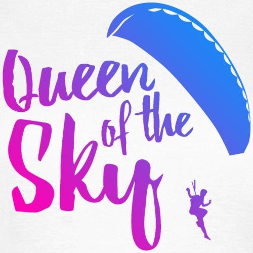 Queen of the Sky - Frauen T-Shirt