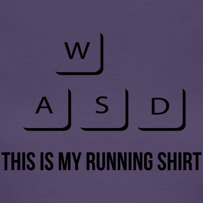This Is My Running Shirt