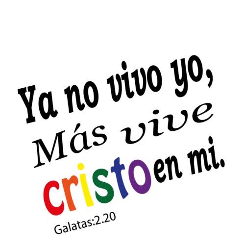Cristo Vive en Mi - Camiseta mujer