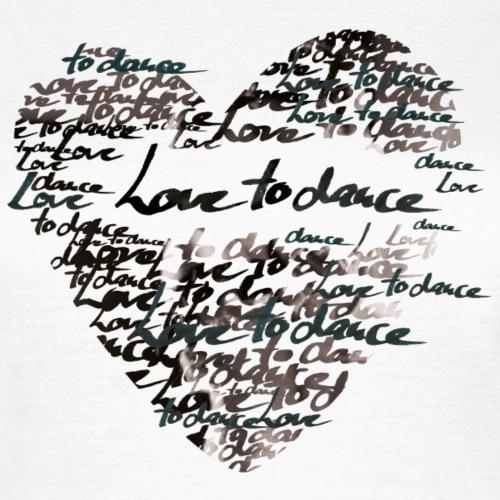 kl dance20 - Frauen T-Shirt