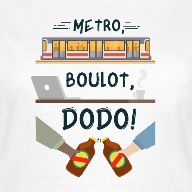 metro boulot dodo 974