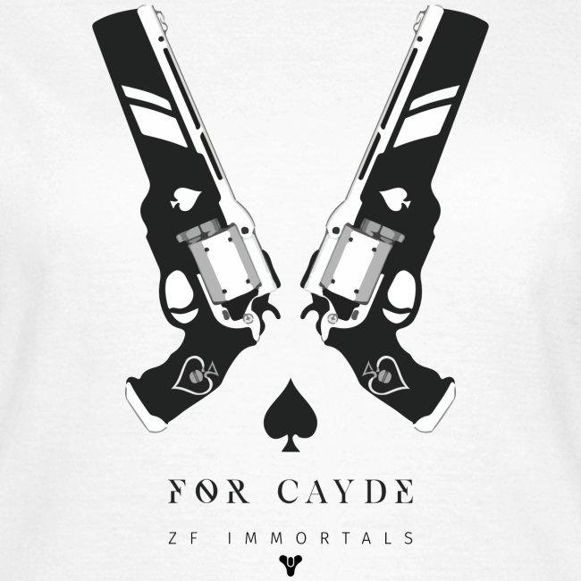 For Cayde - ZF Immortals