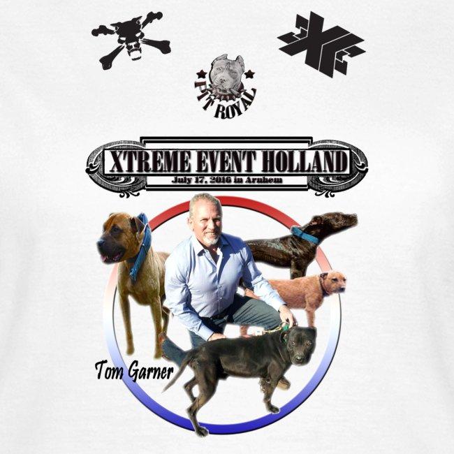 Xtreme Event Holland with Tom Garner