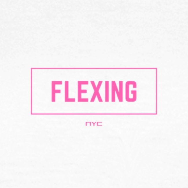 Flexing Box (STRONG ROSE)